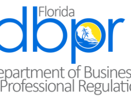 Department of business and professional regulation logo